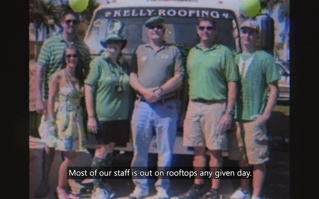 Kelly Roofing – Taking Business to the Next Level with Microsoft Dynamics