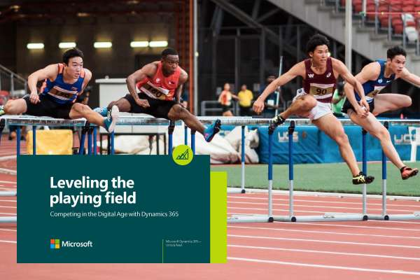 AI leveling the playing field with Dynamics 365