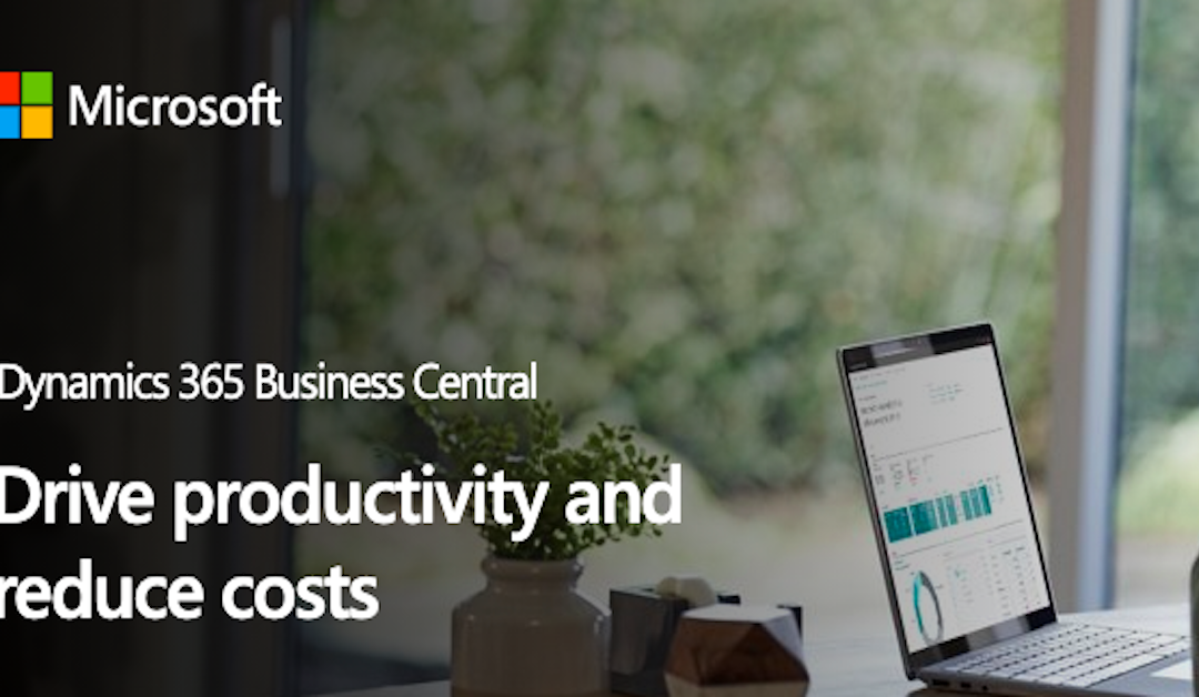 Driveproductivity and reduce costs